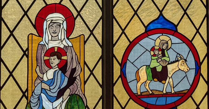 Getting Around the Diocese image