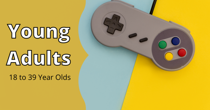 Young Adult Group: Game Night