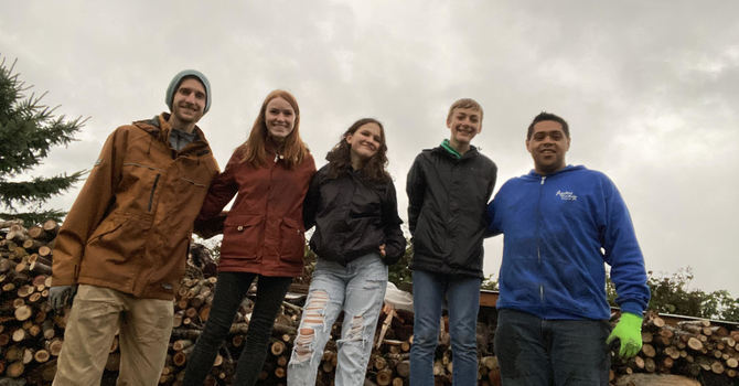 Learning to Serve | Oceanside Youth image