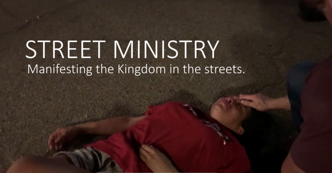 WORSHIP & STREET MINISTRY EVENT
