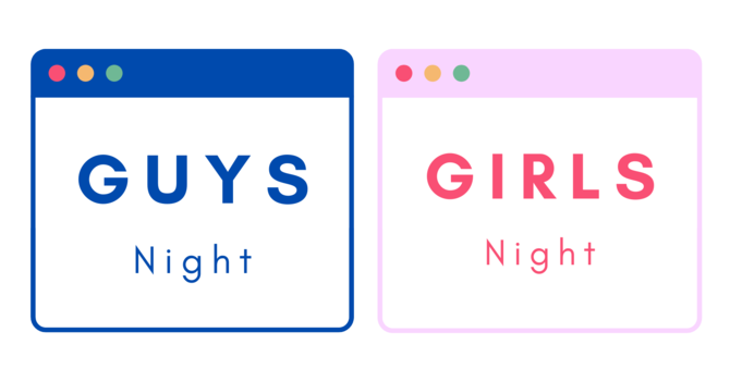 Guys and Girls Night