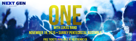 ONE Event with LUKAS BAND