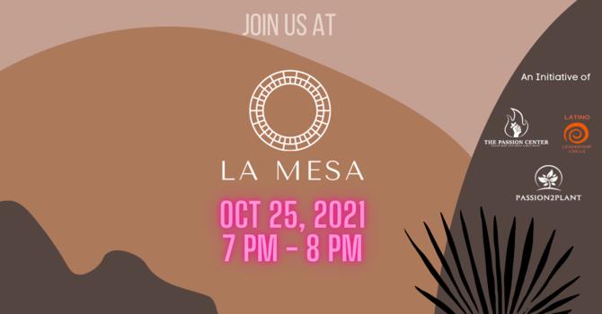 La Mesa Gathering
