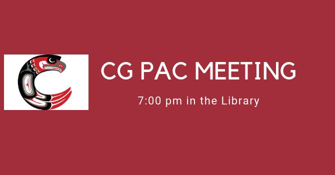 Annual General Meeting -GCPAC