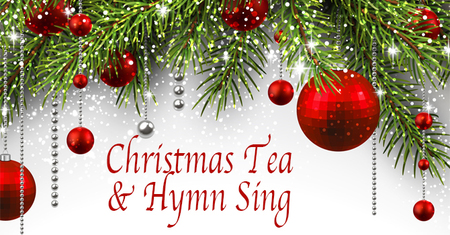 55+ Christmas Tea and Hymn Sing