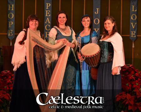 Caelestra Celtic Evening Fundraiser