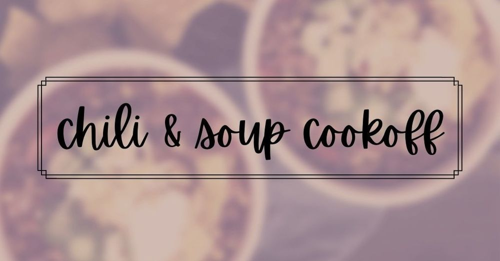 Chili & Soup Cookoff