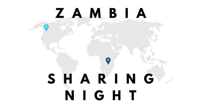 Zambia Mission Sharing Night