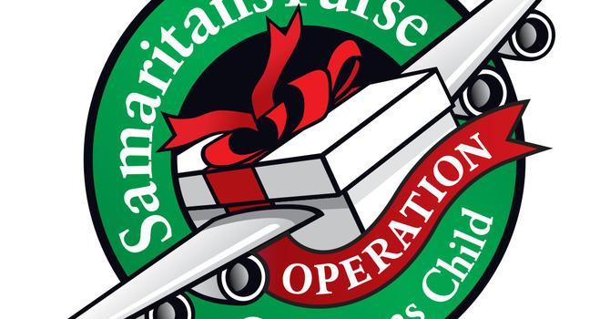 OPERATION CHRISTMAS CHILD SHOEBOXES! image