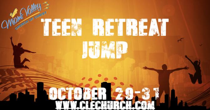 Teen Retreat | Jump