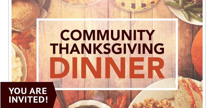Community Thanksgiving Gathering