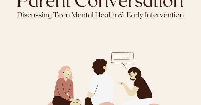 Parents of Teens Mental Health Online Discussion