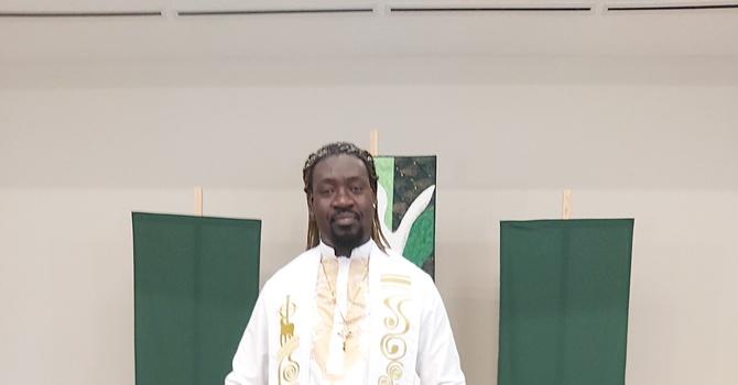 Rev. Franklyn James Covenanting Service