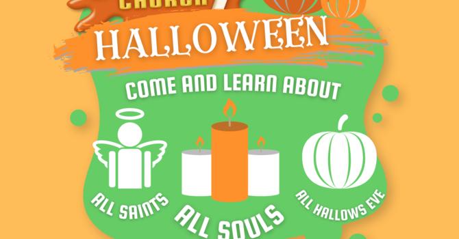 Halloween Messy Church Event