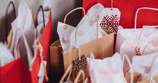 Special Charity Shopping - the Nifty Thrifty Store