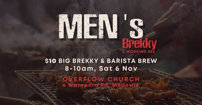 Men's Brekky