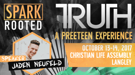 SPARK Pre-Teen Conference