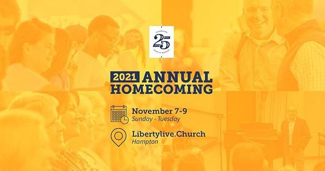 SBCV Annual Homecoming 2021