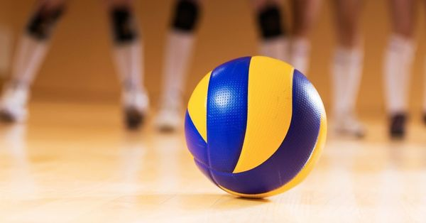 Volleyball games on Monday