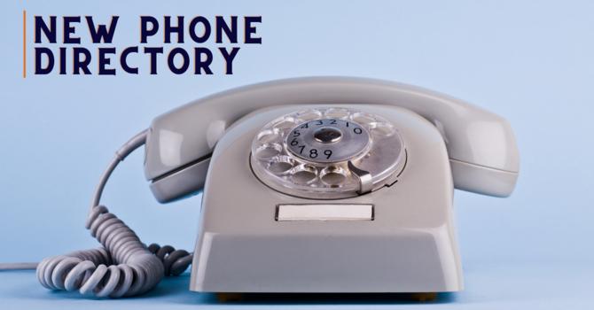 Trinity Phone Directory 2022