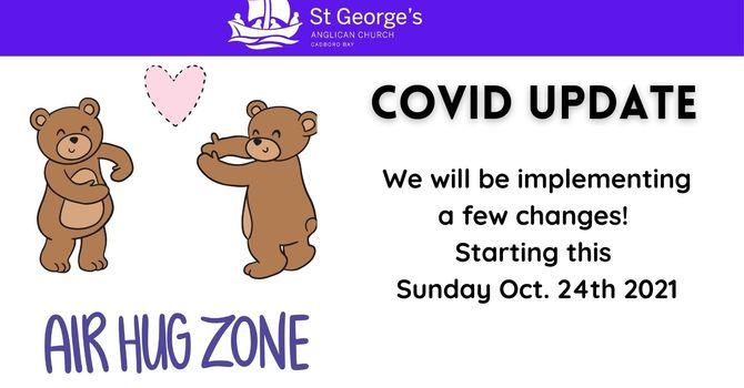 COVID Updates October 2021 image