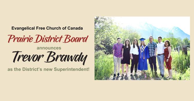 New Prairie District Superintendent image