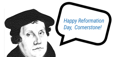 How Are You Celebrating Reformation Day?