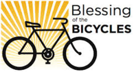 Blessing of the Bicycles and Cyclists