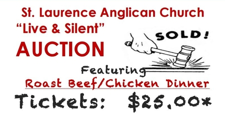 Live & Silent Auction and Dinner
