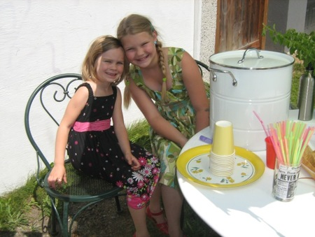 The Little Lemonade Stand That Could!