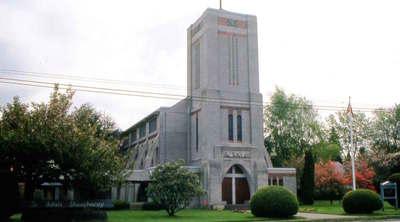 St. John's, Shaughnessy