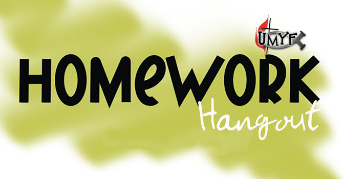 Wednesday Night UMYF Homework Hangout