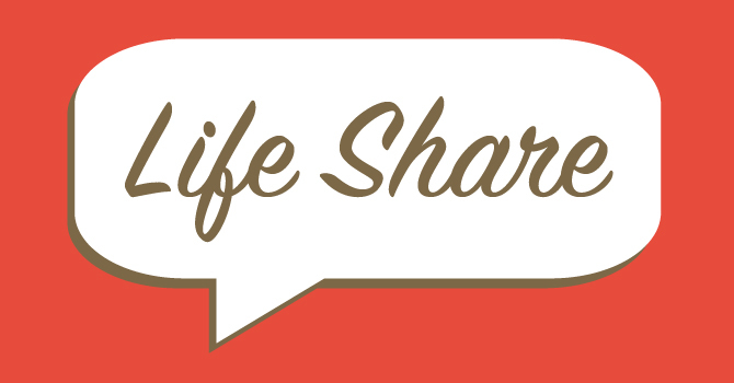 Life Share: Richard & Angela's Story