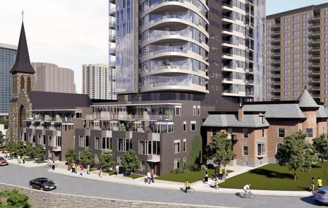 Cathedral Hill Development
