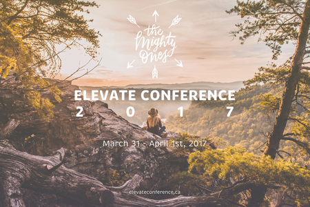 Elevate Conference with Megan Fate Marshman