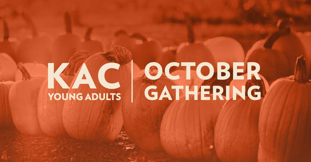 KAC Young Adults October Gathering
