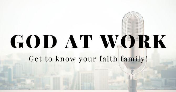 God at Work with Heather (Secretary)