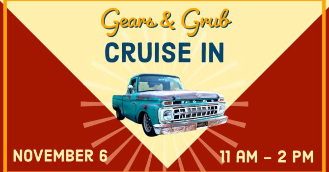 Gears & Grub Cruise In