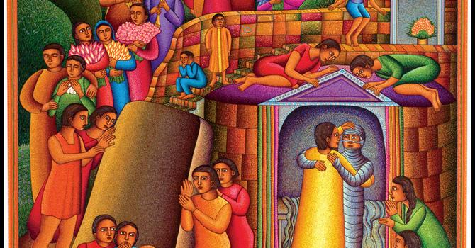 Sunday Eucharist Service & Virtual Links