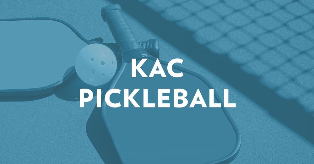 KAC Pickleball