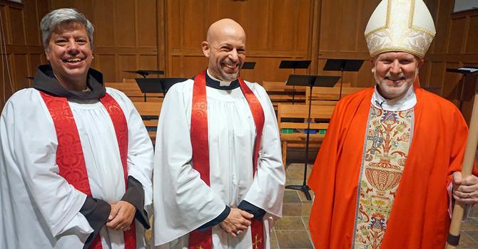 Rev. Lorne's Induction