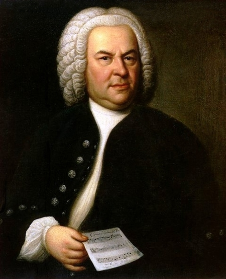 The Josquin Singers: The Bach Project