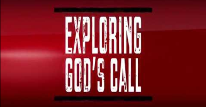 Exploring God's Call - Vocations Day CANCELLED image