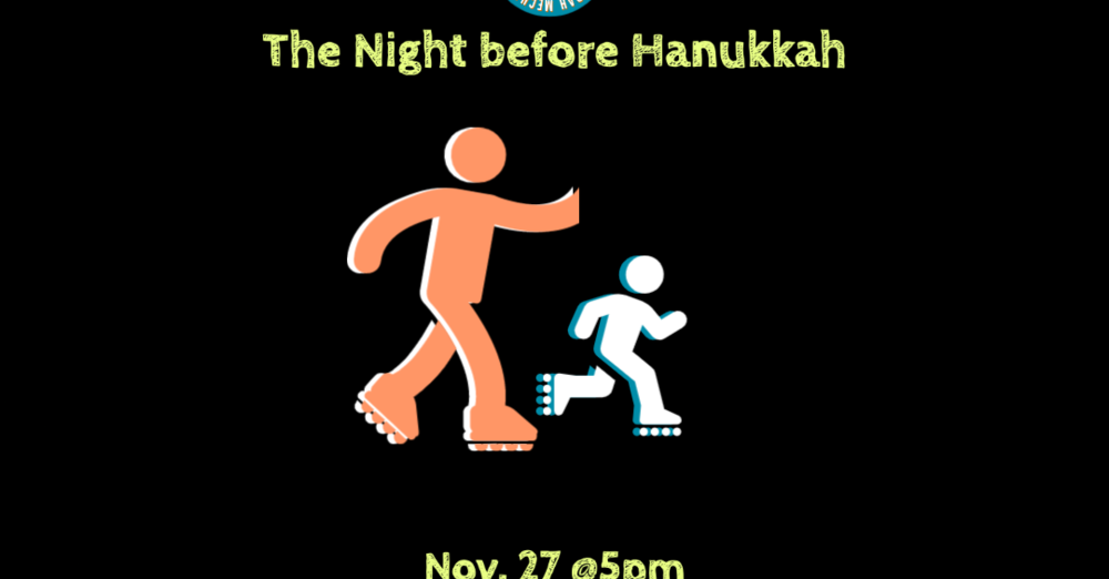 The Night Before Hannukkah