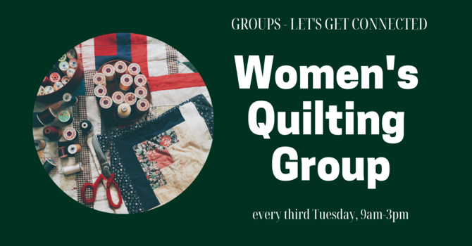 Women's Quilting Group