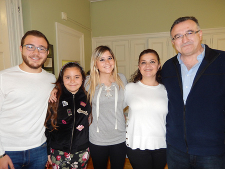 A Year of Change for Tayar Family