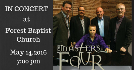 Concert: The Master's Four