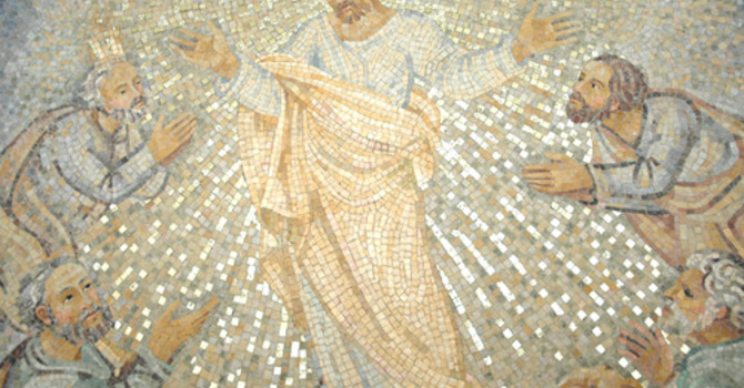 Transfiguration of the Lord image