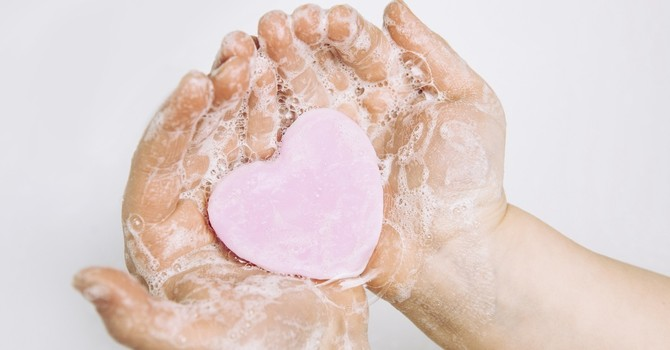 God Cleans Our Hearts