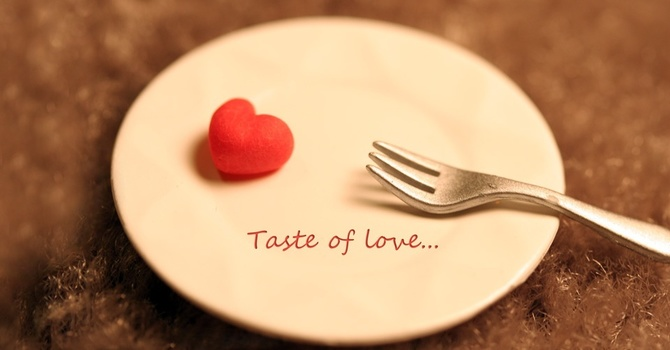 When have you tasted the love of God in your life?